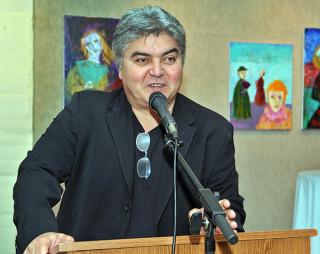 Guest Speaker, Giorgio Lalov