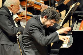 Piano Soloist: Roman Rabinovich
