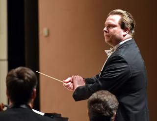Guest Conductor: Ignat Solzhenitsyn