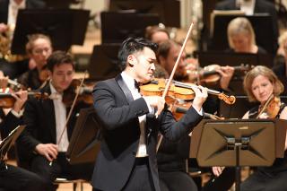 Violin Soloist: Ray Chen
