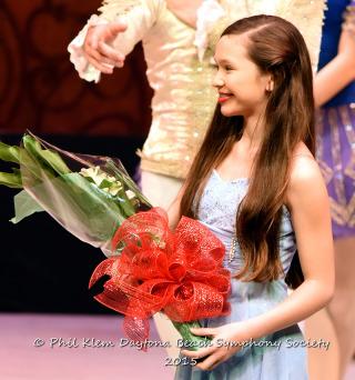 Flower Presenter: Alyssa Williams