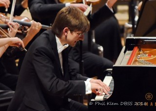 Marcin Koziak, pianist