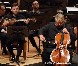 Dmitry Yablonsky, Cellist