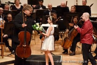 Flower Presenter: Lily Hernandez