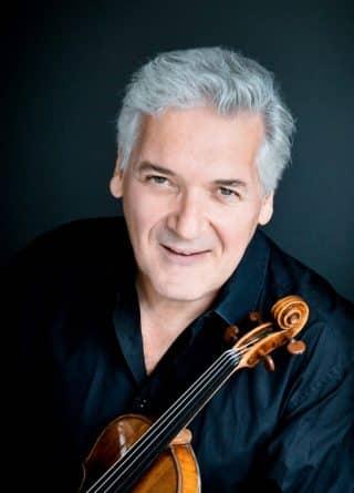 Pinchas Zuckerman, Conductor & Violinist