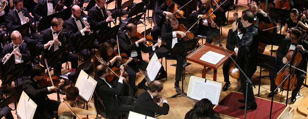 Moscow State Symphony Orchestra – Friday, Nov. 17, 7pm
