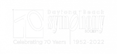 Daytona Beach Symphony Society Logo